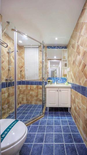 大户型地中海风格自然舒适室内设计效果图赏析