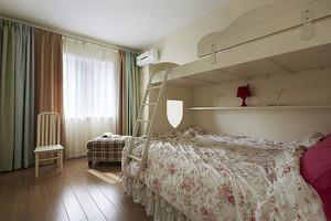 现代美式风格大户型精致公寓装修效果图鉴赏