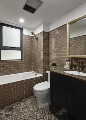 别墅型现代美式田园风格室内装修效果图赏析
