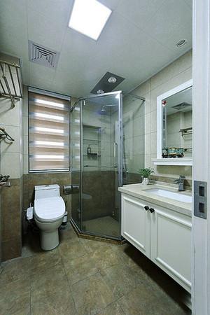 5平米现代简约风格卫生间整体设计效果图赏析