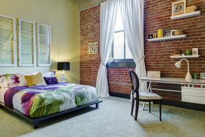 120平米美式风格时尚混搭室内设计装修效果图赏析