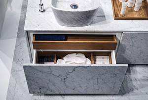 现代风格精致时尚别墅豪华卫生间卫浴装修效果图
