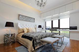 90平米现代loft风格室内设计装修效果图大全