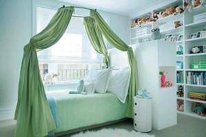 15平米简约风格创意十足儿童房设计装修效果图