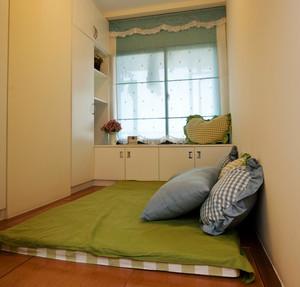 65平米简欧风格公寓室内设计装修效果图实例