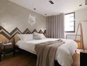 100平米现代风格精致公寓装修效果图赏析