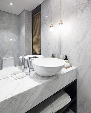 现代简约风格精致三居室装修效果图赏析