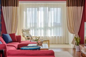 美式风格两室两厅设计装修效果图赏析