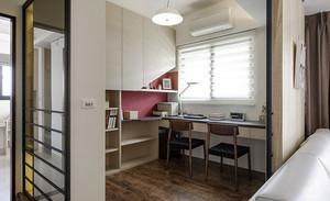 现代极简主义风格三室一厅装修效果图鉴赏