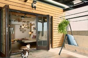 大户型现代风格实混搭公寓装修效果图赏析