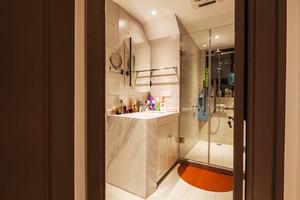 109平米现代风格精致公寓装修效果图