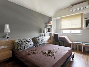 145平米后现代风格公寓室内设计装修效果图