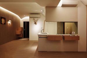 78平米韩式风格自然舒适公寓设计效果图赏析