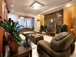 新古典主义欧式风格公寓设计装修效果图