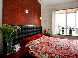 复古美式风格两室两厅装修效果图赏析