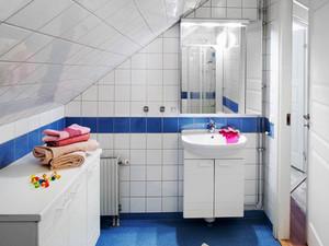 70平米现代都市轻快公寓设计装修效果图