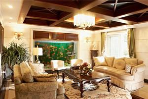 古典欧式风格精致别墅室内设计装修效果图赏析