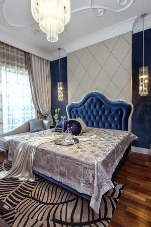 215平米欧式风格别墅室内设计装修效果图