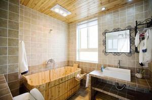 135平米地中海风格四室一厅设计装修效果图赏析