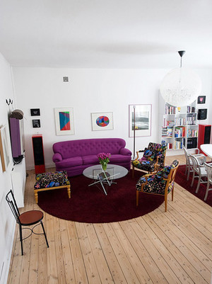 50平米北欧风格小公寓装修效果图赏析