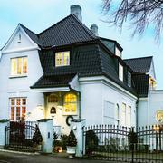300平米现代中式风格自建别墅装修效果图