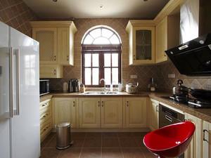 古典欧式风格两层别墅室内设计装修效果图