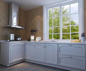 100平米欧式风格精致两室两厅设计装修效果图