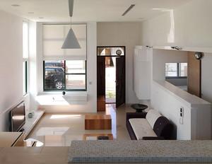 70平米日式简约风格错层公寓装修效果图赏析