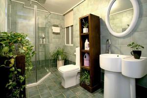 146平米美式乡村风格三室两厅装修效果图赏析