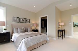 90平米现代简约风格两居室装修效果图鉴赏