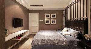 156平米简欧风格三室两厅设计装修效果图赏析