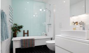 120平米北欧风格简约自然公寓装修效果图