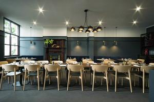 10平米现代风格餐厅设计装修效果图大全