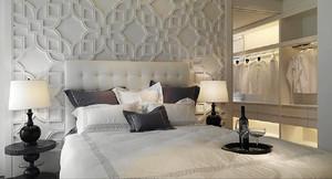 168平米现代简约风格低调四室两厅设计装修效果图