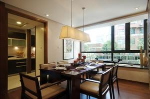 新中式风格精致典雅别墅室内设计装修效果图