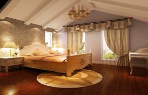 300平米欧式风格精致别墅室内设计装修效果图