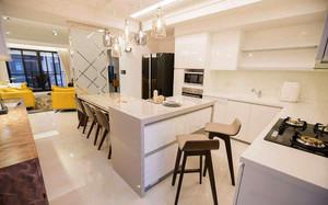 现代简约风格精致时尚创意大户型室内设计装修效果图