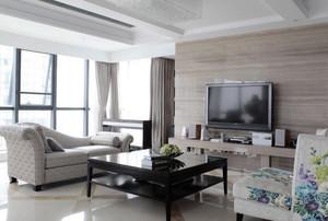 80平米简欧风格两室两厅装修效果图赏析