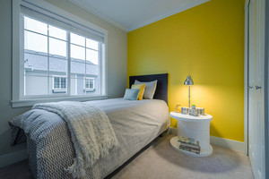 现代风格小户型卧室装修效果图赏析