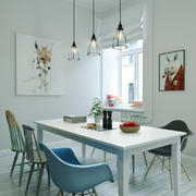北欧风格小户型餐厅装修效果图赏析