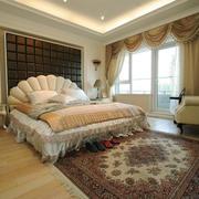欧式风格别墅卧室装修效果图鉴赏