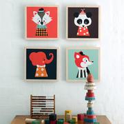 70平米现代风格照片墙设计效果图赏析