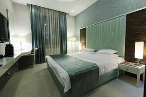 110平米现代风格卧室装修效果图赏析