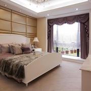 法式风格大户型卧室装修效果图赏析
