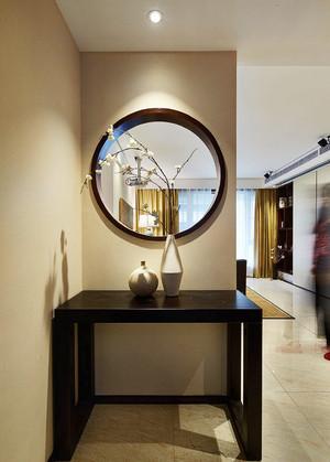 120平米中式风格玄关设计效果图鉴赏