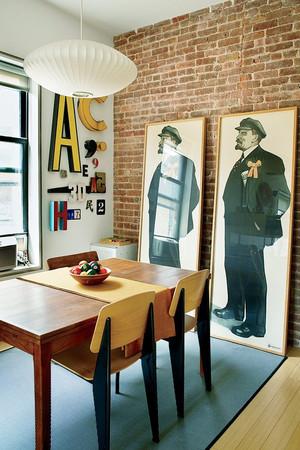 北欧风格小户型餐厅设计效果图赏析