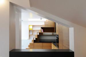 100平米现代loft风格整体装修效果图赏析