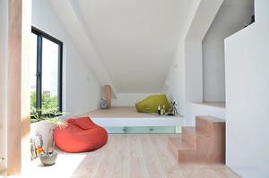 三居室现代风格榻榻米装修设计效果图赏析