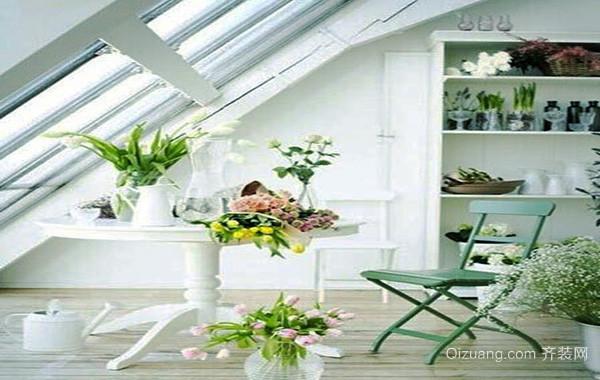 145平米现代风格阳台花园装修设计效果图赏析