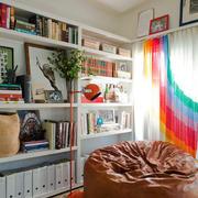 小户型欧式风格书房装修效果图赏析